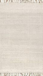 Nuloom Handmade Benavides Tassel Bleached Area Rug
