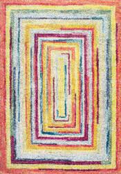 Nuloom Hargis Labyrinth Multi Area Rug