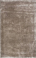 Nuloom Millicent Shaggy Taupe Area Rug