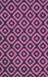 Nuloom Hand Hooked Ladi Pink Area Rug