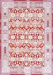 Nuloom Vintage Modesto Red Area Rug