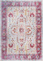 Nuloom Vintage Persian Edra Blush Area Rug