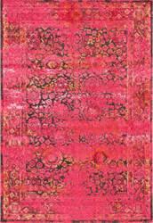 Nuloom Vintage Shuler Cherry Pink Area Rug