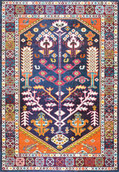 Nuloom Tribal Tonita Multi Area Rug