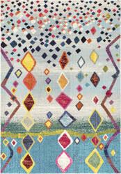 Nuloom Tinisha Moroccan Diamond Multi Area Rug