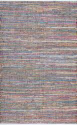 Nuloom Sabina Stripes Ivory Area Rug