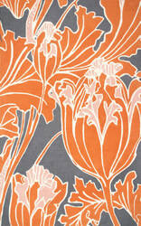 Nuloom Tomlinn 165716 Orange Area Rug