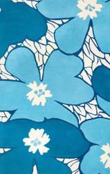 Nuloom Sena 165654 Blue Area Rug