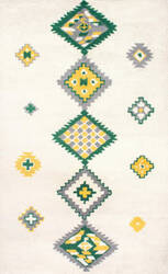 Nuloom Fitch 164366 Green Area Rug