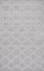 Nuloom Hand Tufted Wilhelmina Grey Area Rug