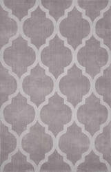 Nuloom Hand Tufted Maybell Grey Area Rug