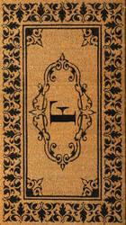 Nuloom Letter F Doormat Letter F Area Rug
