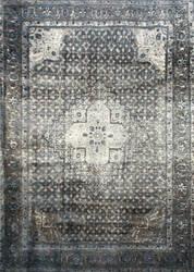 Nuloom Vintage Kellum Blue Area Rug