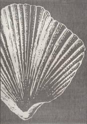 Nuloom Thomas Paul Fan Seashell Grey Area Rug