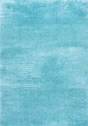 Nuloom Gynel Cloudy Shag Baby Blue Area Rug