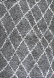 Nuloom Alvera Easy Shag Grey Area Rug