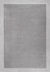 Nuloom Ardath Solid Grey Area Rug