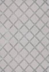 Nuloom Audrie Trellis Grey Area Rug