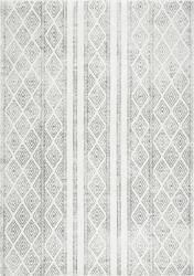 Nuloom Sarina Diamonds Grey Area Rug