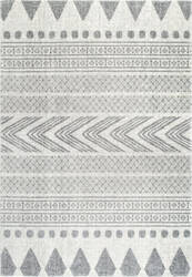 Nuloom Shaina Tribal Grey Area Rug