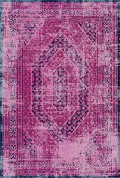 Nuloom Vintage Freda Pink Area Rug