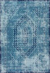 Nuloom Vintage Freda Blue Area Rug