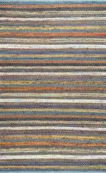 Nuloom Erasmo Stripes Multi Area Rug