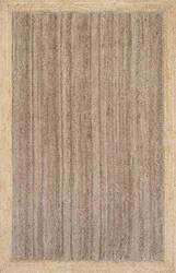 Nuloom Hand Woven Eleonora Grey Area Rug