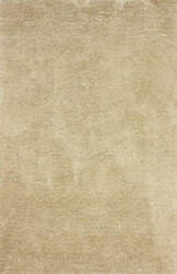 Nuloom Hand Tufted Maginifique Shag Tan Area Rug