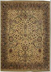 ORG Crossroads Cayley Cream/Sage Green Area Rug