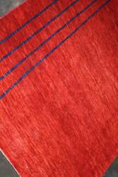 ORG Quashgai Contemporary Reds Area Rug