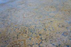 ORG 16/18 Shah Abbas 131213 Light Blue - Lemon Area Rug