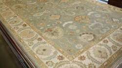 ORG Soumak Smk-5 French Ivory Area Rug