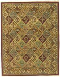 ORG Panel Kerman 26164 Red Area Rug