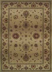 Oriental Weavers Genesis 034J1 J1 Area Rug