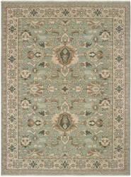 Oriental Weavers Anatolia 1331a Blue - Brown Area Rug