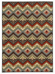 Oriental Weavers Arabella 15754 Multi Area Rug