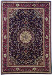 Oriental Weavers Ariana 095B3 Navy Area Rug