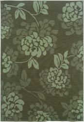 Oriental Weavers Bali 4335b Grey Area Rug