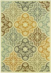 Oriental Weavers Bali 4904w Ivory Area Rug