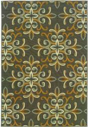 Oriental Weavers Bali 8990h Gray Area Rug