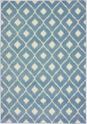 Oriental Weavers Barbados 5502b Blue - Ivory Area Rug