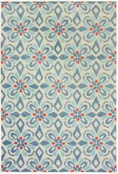 Oriental Weavers Barbados 5994z Blue - Ivory Area Rug