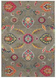 Oriental Weavers Bohemian 191j Grey - Multi Area Rug
