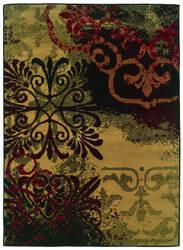 Oriental Weavers Camden 2022d Beige Area Rug