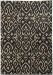 Oriental Weavers Covington 505b6 Midnight / Beige Area Rug