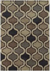 Oriental Weavers Covington 532e6 Beige / Multi Area Rug