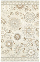 Oriental Weavers Craft 93005 Ivory - Grey Area Rug