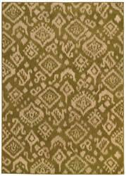 Oriental Weavers Ella 5113a Green / Beige Area Rug