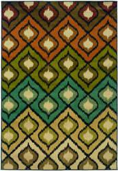 Oriental Weavers Emerson 3309a Beige/Multi Area Rug